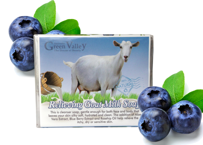 GV-GOATMILK SOAP-