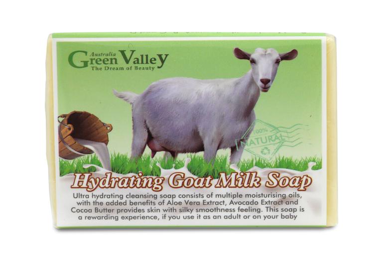 GreenValley Goat Milk Soap